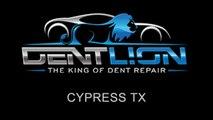 PDR   Paintless Dent Repair   Cypress TX   Dent Lion