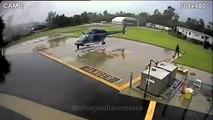 Aujourd'hui, régis est pilote d'hélicoptère pour la police américaine