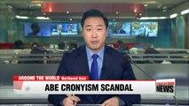 Japanese PM Abe apologizes for fake document scandal