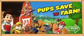 Paw Patrol Full Episodes English - Pups pups pups (Harvest Farm)