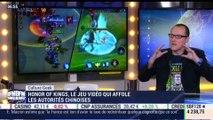 """Anthony Morel: """"Honor of Kings"""", le jeu vidéo qui affole les autorités chinoises - 13/03"""
