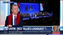"""ÉDITO - """"Le discours de Laurent Wauquiez est un discours de convergence avec le FN"""""""