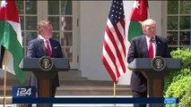 Jordanie : Mahmoud Abbas évoque Jérusalem et la paix avec le roi Abdallah