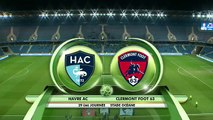Havre AC - Clermont Foot