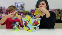 BLIND BAG MIX TOY SURPRISE | TRANFORMERS, IMAGINEXT & MORE | RADIOJH AUTO