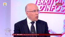 « Jamais, jamais, jamais, d'alliance avec le Front national », martèle Eric Ciotti