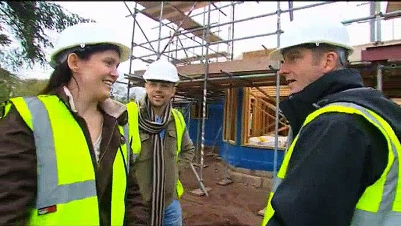 Grand Designs S08E04 Herefordshire The Gothic House ...