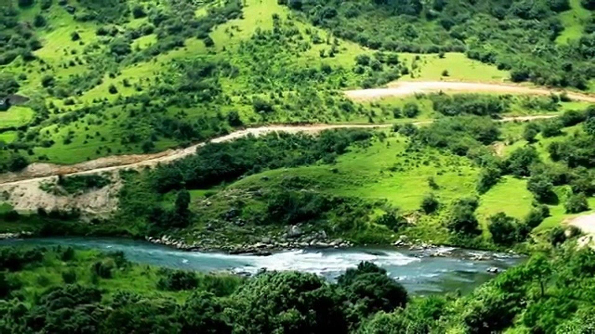 Cherrapunji Mawkdok Dympep Valley - Meghalaya, India