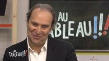 Free va-t-il couper le signal de TF1 ? Xavier Niel répond en exclu dans Au Tableau - C8