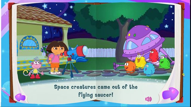 Dora the Explorer Outer Space Adventure Full Episode Digital Book - Great for learning!