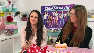 Teen Mom UK s Amber Butler is dreading new series