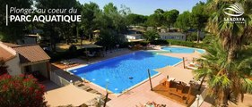 Camping Vendres Plage : Sandaya Blue Bayou - Languedoc-Roussillon - Hérault - Occitanie