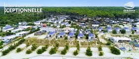 Camping Soulac Sur Mer : Sandaya Soulac Plage - Aquitaine - Gironde - Océan Atlantique