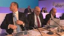 """Abertis cree que los accionistas ya han ganado """"pase lo que pase con las opas"""""""