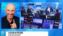 """Guillaume Pepy : """"On est des créatifs à la SNCF, on invente la grève du futur ! Deux jours de grève tous les trois jours !"""""""