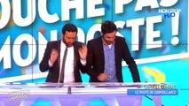 """TPMP Story : Chimène Badi chante """"Entre nous"""" pour Cyril Hanouna et Camille Combal (Vidéo)"""
