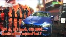 Mercedes : entre V8 AMG et diesel, pas mort