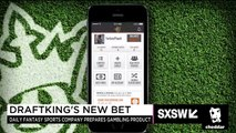 DraftKings Bets Big on Sports Gambling