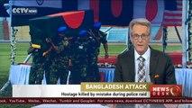 Bangladeshi authorities believe domestic terrorists behind attack