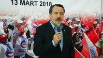 Memur-Sen Genel Başkanı Yalçın: ''Türkiye'nin küresel teröre karşı orada mücadele etmesi boşuna değil'' - VAN