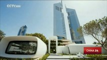 China-made functional 3D printed building opens in Dubai