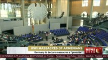 """Germany to declare massacres a """"genocide"""""""