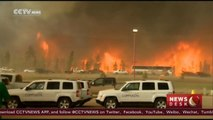 Canada government sends trucks, helicopters to evacuate people