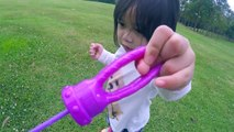 Bubbles Video for Kids - Playtime Bubble | Playtime with Elise | Kids Play OClock Toys Review