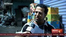 Egyptian artists revive garbage-filled neighborhood with wall murals
