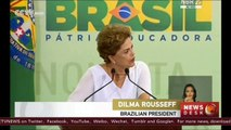 Brazil's President insists impeachment not legal