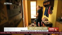 """Self-driving cars: Wheels turning fast for """"cars of the future"""""""