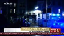 One Chinese citizen, two US citizens confirmed dead in Brussels attack