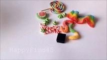 [ TUTO ] 7 Tutoriels de bonbons en tout Genre !