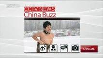 Online stir as Chinese Tiger Dad puts kids through freezing workout