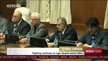 Syria crisis: Fighting continues to rage despite peace talks