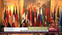 Syria peace talks: Ups and downs of peace talks in past years