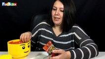 Lego Minifigures Seri 15 Sürpriz Paket Açma 04 - Lego Türkçe İzle - Fun Block