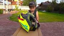Funny BABY Unboxing And Assembling The Pocker Bike mini moto - mini Bike