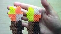 3d Perler Bead Minecraft Steve Figure Full Tutorial