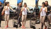 Jhanvi Kapoor spotted outside gym for the first time after Sridevi's demise!