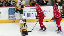 AHL Wilkes-Barre/Scranton Penguins 5 at Charlotte Checkers 2