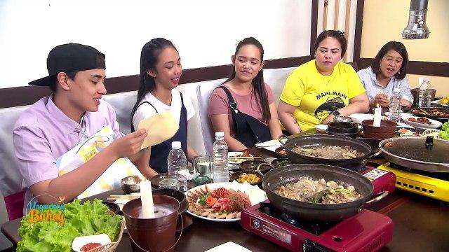 Magandang Buhay: Edward gets emotional