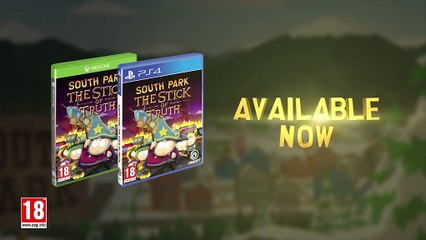 South Park: The Stick of Truth - Trailer