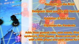 Pandemic: On the Brink review - Board Game Brawl