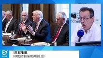 La diplomatie américaine en difficulté avec une chaise vide