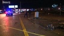 Başkent'te feci kaza! 2 ölü, 2 yaralı