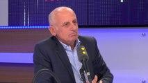 """FN : """"Si Thierry Mariani franchissait le Rubicon, il y aurait une sanction mais on ne sanctionne pas en France quand on exprime une opinion"""", explique Guillaume Peltier #8h30politique"""