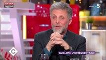 C à vous : la drôle d'anecdote de Stéphane Guillon sur son licenciement de C8 (vidéo)