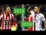 Last 7 Eredivisie Top Scorers: Where Are They Now?
