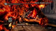 Dark Souls 3 - Bosses Evolution (Demons Souls, Dark Souls, Bloodborne)